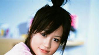Asians japanese asian girls black eyes teen wallpaper