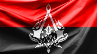 Assassin assassins creed flags brotherhood 2 wallpaper