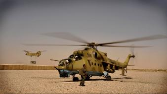 Attack helicopter airforce isaf rotary wing otan Wallpaper