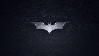 Batman black logo wallpaper