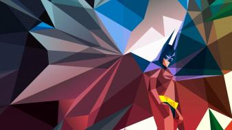 Batman mosaic liam brazier wallpaper