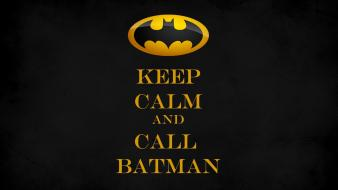 Batman text keep calm and wallpaper