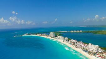 Beautiful cancun beach pictures wallpaper