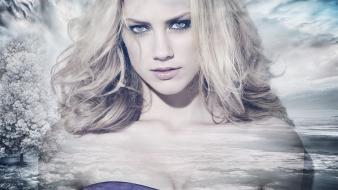 Blue wall actresses frozen amber heard Wallpaper