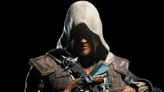 Brotherhood 2 warriors black flag edward kenway Wallpaper