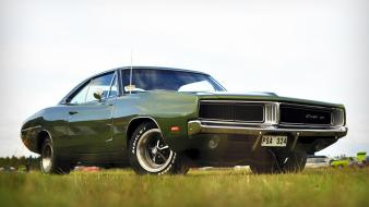 Cars chevrolet charger dodge muscle car Wallpaper
