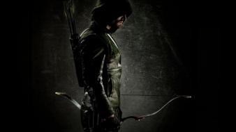 Cars green arrow artwork wallpaper