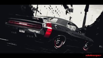 Cars races muscle wallpaper