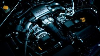 Cars subaru brz d2 toyota 86 engine Wallpaper