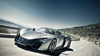 Cars supercars marussia b2 wallpaper