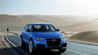 Cars vehicles audi q3 rs wallpaper