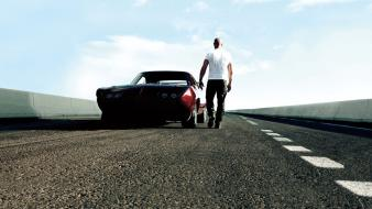 Cars vin diesel fast and furious 6 Wallpaper