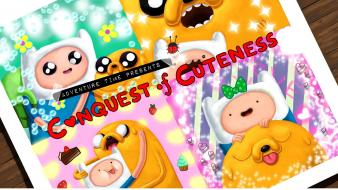 Cartoons adventure time wallpaper