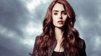 City of bones clary wallpaper