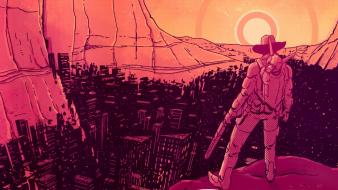 Comics east of west nick dragotta wallpaper