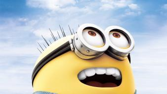Cute minions wallpaper