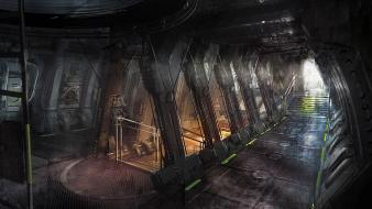 Dead space concept art ds9 wallpaper