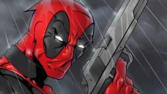 Deadpool wade wilson comic wallpaper