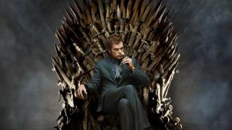 Dexter morgan iron throne Wallpaper