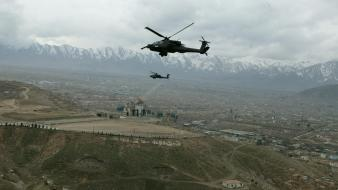 Formation airforce kabul isaf rotary wing otan Wallpaper