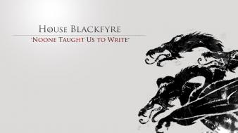 Game of thrones house blackfyre wallpaper