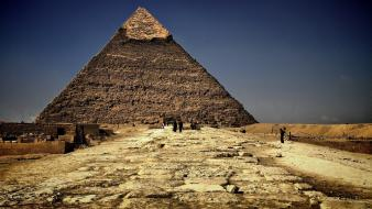 Great pyramid of giza wallpaper
