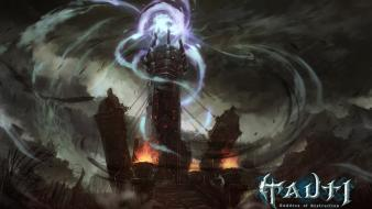 Guillotine lineage 2 tauti goddess of destruction wallpaper
