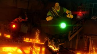 Heavy tf2 mod garrys team fortress 2 Wallpaper