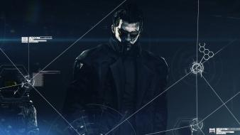 Human revolution adam jensen fan art game Wallpaper