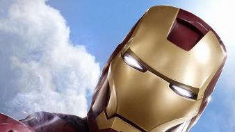 Iron man tony stark marvel comics Wallpaper