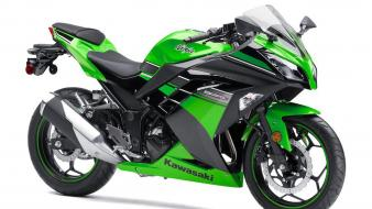 Kawasaki ninja 300 Wallpaper