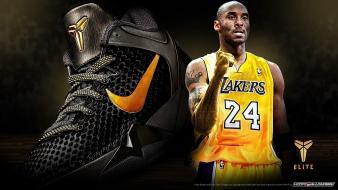 Kobe bryant los angeles lakers nba nike basketball wallpaper