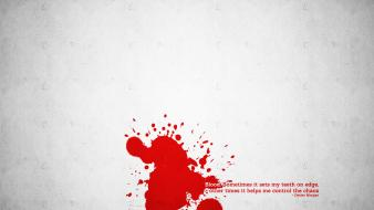 Minimalistic dexter design quotes impact tv series wallpaper