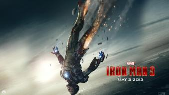 Movies iron man 3 wallpaper