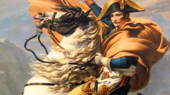 Paintings history historical portraits napoleon wallpaper