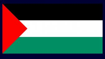 Palestine flags nations wallpaper