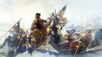 Pc assassins creed 3 connor wallpaper