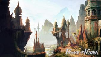 Prince of persia action adventure digital art game wallpaper