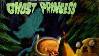 Princess adventure time ghost wallpaper