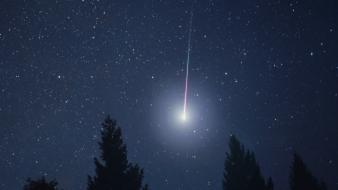 Shooting star wallpaper