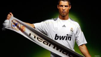 Soccer real madrid cristiano ronaldo wallpaper