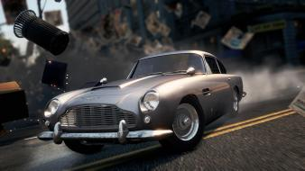 Speed aston martin db5 most wanted 2 wallpaper
