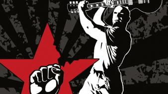 Thrash metal hardcore music 2010 power pro-pain wallpaper