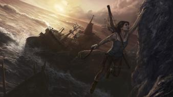 Tomb raider lara croft reborn fan art Wallpaper