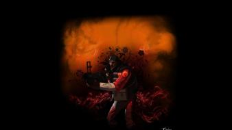 Video games demoman tf2 team fortress 2 Wallpaper