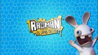 Video games rayman raving rabbids wallpaper