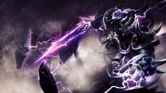 Video games wall league of legends kassadin wallpaper