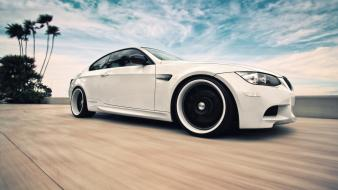 White bmw m3 wallpaper