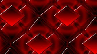 3d art abstract backgrounds black and red Wallpaper