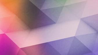 Abstract minimalistic textures geometry digital art colors triangles wallpaper